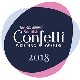 Weddings by Becky's Flowers florist, Confetti Award Nominated Florist in Scotland