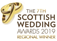 Weddings by Becky's Flowers florist, 2019 Scottish Wedding Award Winning Florist in Bathgate